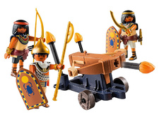 Egyptian Troop with Ballista