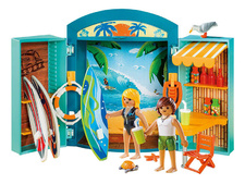 Surf Shop Play Box