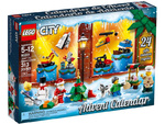Calendario de Adviento de LEGO® City