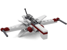 LEGO Star Wars - 6967 - ARC-170 Starfighter - Mini