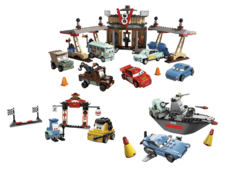 LEGO Cars - 66386 - Cars Pack 2