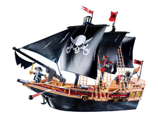 Pirate Raiders' Ship