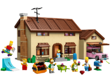 LEGO The Simpsons - 71006 - La Casa de Los Simpsons