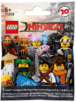 LEGO Minifigures - 71019 - THE LEGO® NINJAGO® MOVIE™