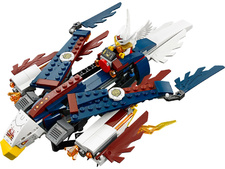70142 Eris' Fire Eagle Flyer