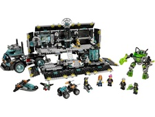 LEGO Ultra Agents - 70165 - Cuartel General de los Superagentes