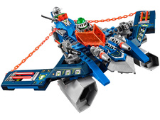 LEGO NEXO KNIGHTS - 70320 - Aaron Fox's Aero-Striker V2