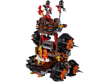 LEGO NEXO KNIGHTS - 70321 - Máquina de asedio infernal del general Magmar