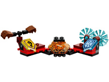LEGO NEXO KNIGHTS - 70338 - Ultimate General Magmar