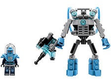 LEGO Batman Movie - 70901 - Ataque gélido de Mr. Freeze™