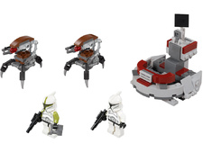 LEGO Star Wars - 75000 - Clone Troopers vs. Droidekas