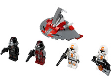 LEGO Star Wars - 75001 - Republic Troopers vs Sith Troopers