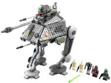 LEGO Star Wars - 75043 - AT-AP