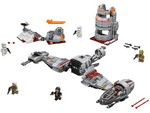 LEGO Star Wars - 75202 - Defensa de Crait™