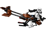 Scout Trooper™ y Speeder Bike™