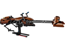 LEGO Star Wars - 75532 - Scout Trooper™ y Speeder Bike™