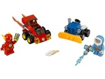 76063 Mighty Micros: The Flash� vs. Captain Cold�