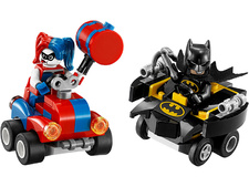 LEGO DC Comics Super Heroes - 76092 - Mighty Micros: Batman™ vs. Harley Quinn™
