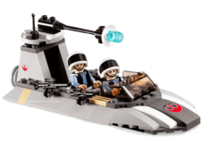 LEGO Star Wars - 7668 - Rebel Scout Speeder
