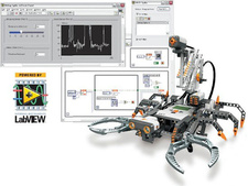 LabVIEW for LEGO MINDSTORMS