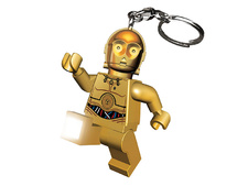 Key Light Lego Star Wars C-3PO