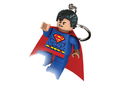 Key Light Lego Super Heroes Superman