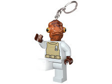 Key Light Lego Star Wars Admiral Ackbar