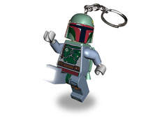 Key Light Lego Star Wars Boba Fett