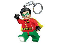 Key Light Lego Super Heores Robin