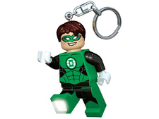 Key Light Lego Super Heroes Green Latern