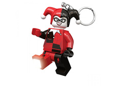 Key Light Lego Super Heores Harley Quinn