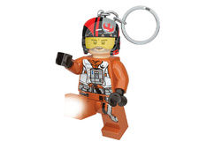 Key Light Lego Star Wars Poe Dameron