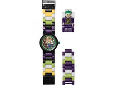 LEGO DC Super Heroes Joker Minifigure Link Watch