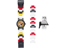 LEGO Star Wars Stormtrooper Watch with Minifigure