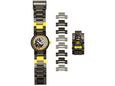 Reloj de pulsera Batman Movie con minifigura de Batman
