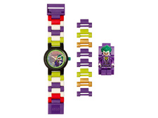 LEGO Batman Movie The Joker minifigure link watch