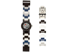 LEGO Star Wars Episode 7 Storm Trooper Minifigure Link watch