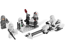 LEGO Star Wars - 8084 - Snowtrooper Battle Pack