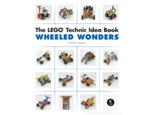 The LEGO Technic Idea Book Wheleed Wonders