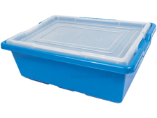 Medium Blue Storage Bin - LEGO Education