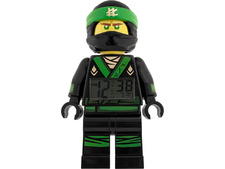The Ninjago Movie Lloyd Minifigure clock