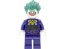 Batman Movie Joker Figure Clock