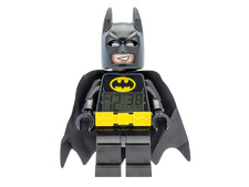 Batman Movie Batman Figure Clock