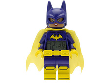Batman Movie Batgirl Figure Clock