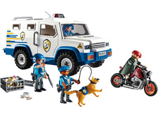 Police Money Transporter