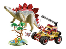Explorer Vehicle With Stegosaurus Product No.: 9432