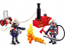 Firefighters with Water Pump Product No.: 9468