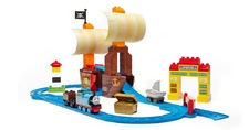 Mega Bloks Thomas & Friends CNJ14 Aventura del tesoro escondido