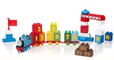 Mega Bloks Thomas & Friends CYM77 THOMAS 1,2,3