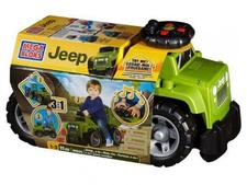 Jeep 3 in 1 Ride-On